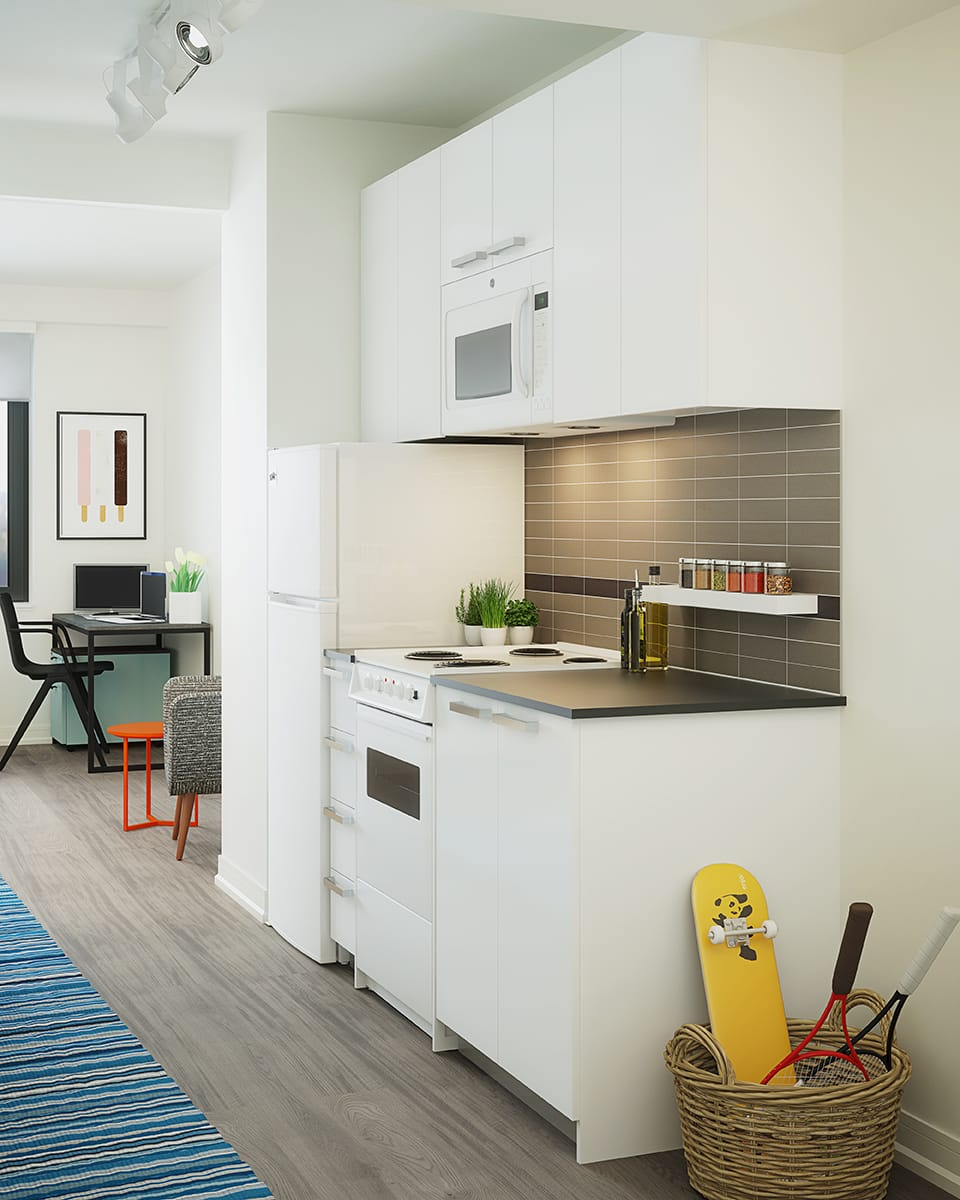 Roosevelt Island Apartments: The House At Cornell Tech - Roosevelt Island